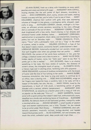 Page 79, 1943 Edition, Notre Dame Cathedral Latin School - Yearbook (Chardon, OH) online yearbook collection