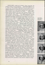 Page 80, 1943 Edition, Notre Dame Cathedral Latin School - Yearbook (Chardon, OH) online yearbook collection