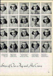 Page 83, 1943 Edition, Notre Dame Cathedral Latin School - Yearbook (Chardon, OH) online yearbook collection