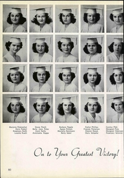 Page 86, 1943 Edition, Notre Dame Cathedral Latin School - Yearbook (Chardon, OH) online yearbook collection