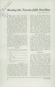 Page 8, 1930 Edition, Saint Ursula Academy - Scroll Yearbook (Toledo, OH) online yearbook collection