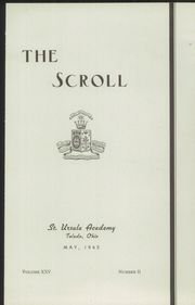 Page 3, 1945 Edition, Saint Ursula Academy - Scroll Yearbook (Toledo, OH) online yearbook collection