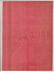 Page 1, 1947 Edition, Saint Ursula Academy - Scroll Yearbook (Toledo, OH) online yearbook collection