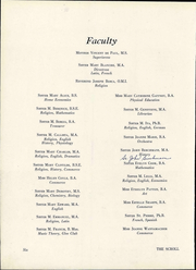 Page 10, 1947 Edition, Saint Ursula Academy - Scroll Yearbook (Toledo, OH) online yearbook collection