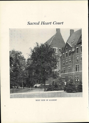 Page 12, 1947 Edition, Saint Ursula Academy - Scroll Yearbook (Toledo, OH) online yearbook collection