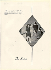 Page 13, 1947 Edition, Saint Ursula Academy - Scroll Yearbook (Toledo, OH) online yearbook collection