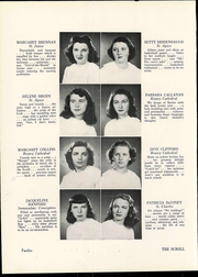 Page 16, 1947 Edition, Saint Ursula Academy - Scroll Yearbook (Toledo, OH) online yearbook collection
