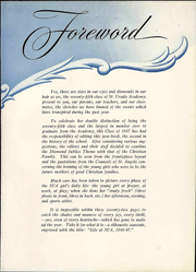 Page 7, 1947 Edition, Saint Ursula Academy - Scroll Yearbook (Toledo, OH) online yearbook collection
