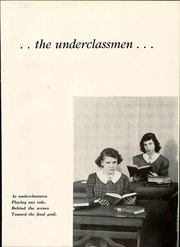 Page 15, 1948 Edition, Saint Ursula Academy - Scroll Yearbook (Toledo, OH) online yearbook collection
