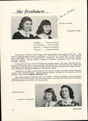 Page 16, 1948 Edition, Saint Ursula Academy - Scroll Yearbook (Toledo, OH) online yearbook collection