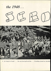 Page 6, 1948 Edition, Saint Ursula Academy - Scroll Yearbook (Toledo, OH) online yearbook collection