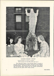 Page 10, 1949 Edition, Saint Ursula Academy - Scroll Yearbook (Toledo, OH) online yearbook collection