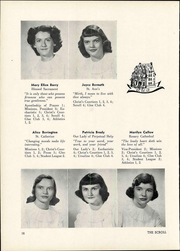 Page 16, 1949 Edition, Saint Ursula Academy - Scroll Yearbook (Toledo, OH) online yearbook collection