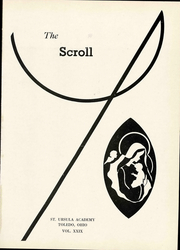 Page 5, 1949 Edition, Saint Ursula Academy - Scroll Yearbook (Toledo, OH) online yearbook collection