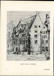 Page 6, 1949 Edition, Saint Ursula Academy - Scroll Yearbook (Toledo, OH) online yearbook collection