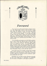 Page 7, 1949 Edition, Saint Ursula Academy - Scroll Yearbook (Toledo, OH) online yearbook collection