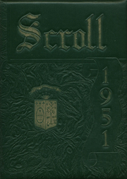 1951 Edition, Saint Ursula Academy - Scroll Yearbook (Toledo, OH)