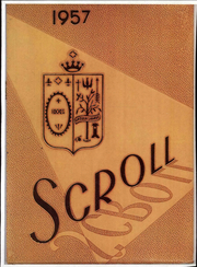 1957 Edition, Saint Ursula Academy - Scroll Yearbook (Toledo, OH)