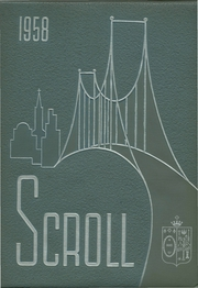 Page 1, 1958 Edition, Saint Ursula Academy - Scroll Yearbook (Toledo, OH) online yearbook collection