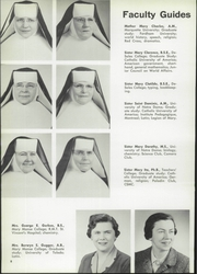 Page 12, 1958 Edition, Saint Ursula Academy - Scroll Yearbook (Toledo, OH) online yearbook collection