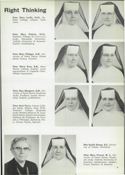 Page 13, 1958 Edition, Saint Ursula Academy - Scroll Yearbook (Toledo, OH) online yearbook collection