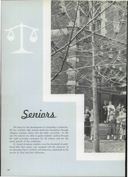 Page 14, 1958 Edition, Saint Ursula Academy - Scroll Yearbook (Toledo, OH) online yearbook collection
