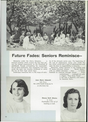 Page 16, 1958 Edition, Saint Ursula Academy - Scroll Yearbook (Toledo, OH) online yearbook collection