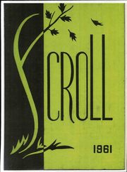 1961 Edition, Saint Ursula Academy - Scroll Yearbook (Toledo, OH)