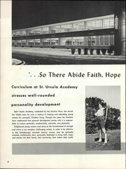 Page 10, 1964 Edition, Saint Ursula Academy - Scroll Yearbook (Toledo, OH) online yearbook collection