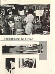 Page 13, 1964 Edition, Saint Ursula Academy - Scroll Yearbook (Toledo, OH) online yearbook collection