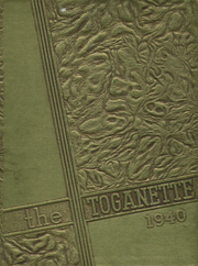 Page 1, 1940 Edition, Washington Township High School - Toganette Yearbook (Tontogany, OH) online yearbook collection