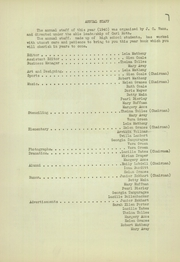 Page 12, 1940 Edition, Washington Township High School - Toganette Yearbook (Tontogany, OH) online yearbook collection