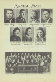 Page 13, 1940 Edition, Washington Township High School - Toganette Yearbook (Tontogany, OH) online yearbook collection