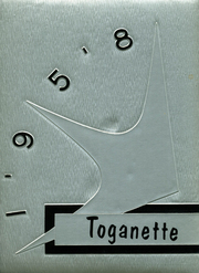 Page 1, 1958 Edition, Washington Township High School - Toganette Yearbook (Tontogany, OH) online yearbook collection
