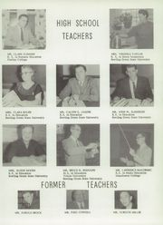 Page 13, 1958 Edition, Washington Township High School - Toganette Yearbook (Tontogany, OH) online yearbook collection