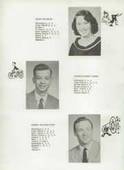 Page 16, 1958 Edition, Washington Township High School - Toganette Yearbook (Tontogany, OH) online yearbook collection