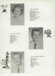 Page 17, 1958 Edition, Washington Township High School - Toganette Yearbook (Tontogany, OH) online yearbook collection