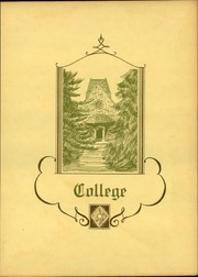 Page 11, 1930 Edition, Western College for Women - Multifaria Yearbook (Oxford, OH) online yearbook collection