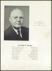 Page 9, 1950 Edition, Andrews School - Andrean Yearbook (Willoughby, OH) online yearbook collection