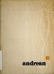 1954 Edition, Andrews School - Andrean Yearbook (Willoughby, OH)