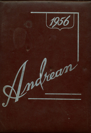1956 Edition, Andrews School - Andrean Yearbook (Willoughby, OH)