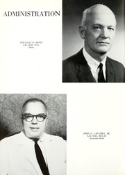 Page 10, 1961 Edition, Case Western Reserve University School of Medicine - Aesculapian Yearbook (Cleveland, OH) online yearbook collection