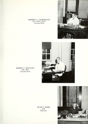 Page 11, 1961 Edition, Case Western Reserve University School of Medicine - Aesculapian Yearbook (Cleveland, OH) online yearbook collection
