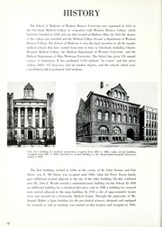 Page 14, 1961 Edition, Case Western Reserve University School of Medicine - Aesculapian Yearbook (Cleveland, OH) online yearbook collection