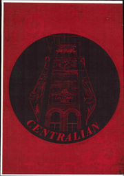 1975 Edition, Central State University - Centralian Yearbook (Wilberforce, OH)