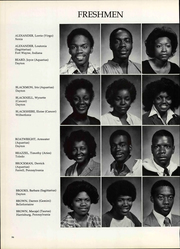 Page 100, 1979 Edition, Central State University - Centralian Yearbook (Wilberforce, OH) online yearbook collection