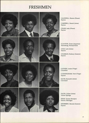 Page 101, 1979 Edition, Central State University - Centralian Yearbook (Wilberforce, OH) online yearbook collection