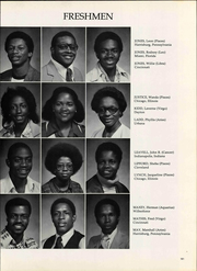 Page 105, 1979 Edition, Central State University - Centralian Yearbook (Wilberforce, OH) online yearbook collection