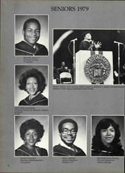Page 70, 1979 Edition, Central State University - Centralian Yearbook (Wilberforce, OH) online yearbook collection