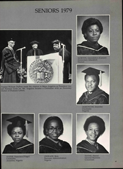 Page 71, 1979 Edition, Central State University - Centralian Yearbook (Wilberforce, OH) online yearbook collection